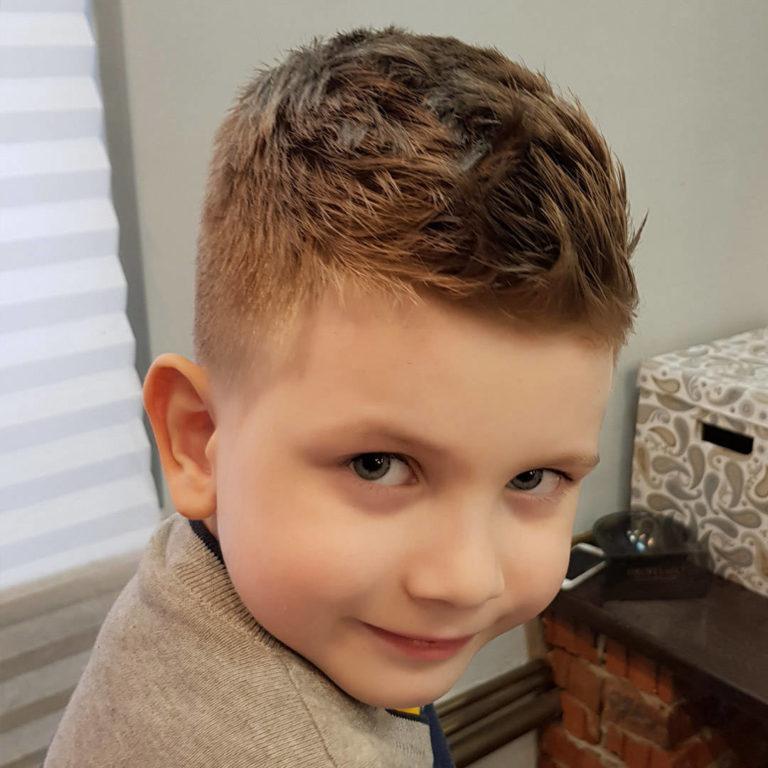 Детская парикмахерская в Коммунарке